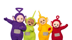 Teletubbies are 20?