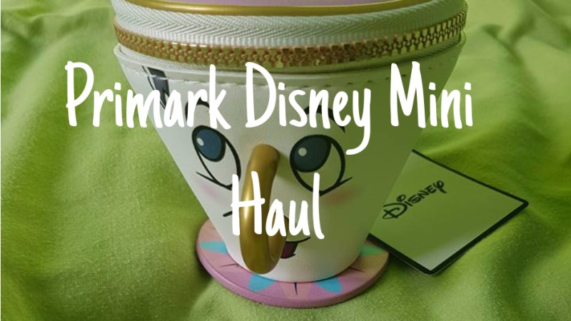 Primark Disney Mini Haul