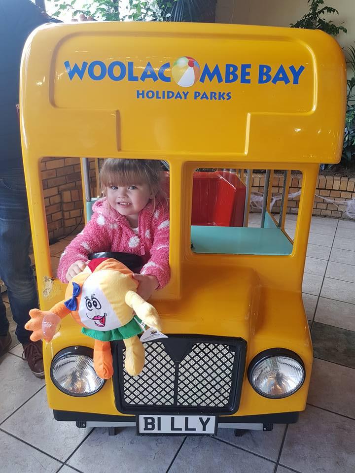 Woolacombe bus