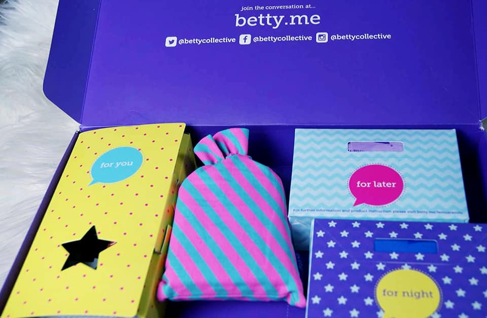 Bettybox contents