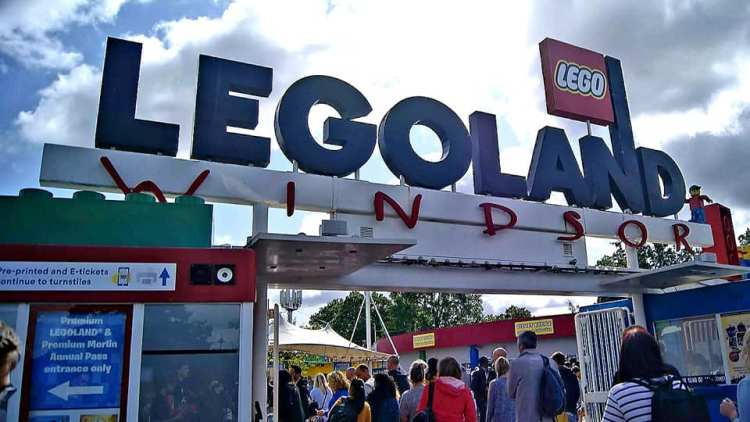 Legoland 365 tickets