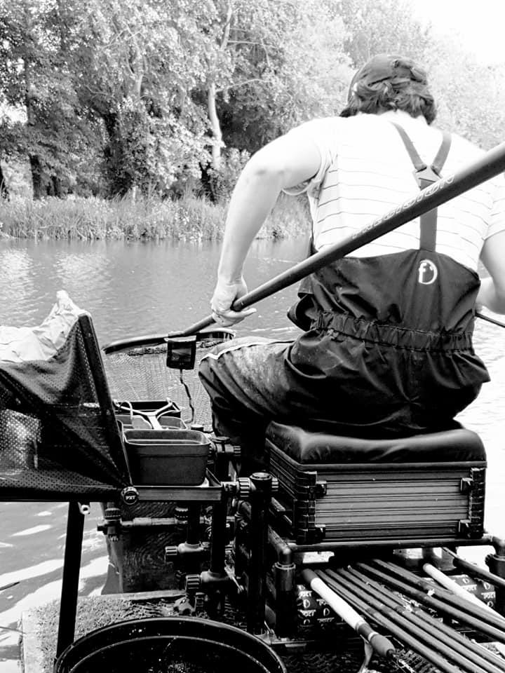 Ryan fishing