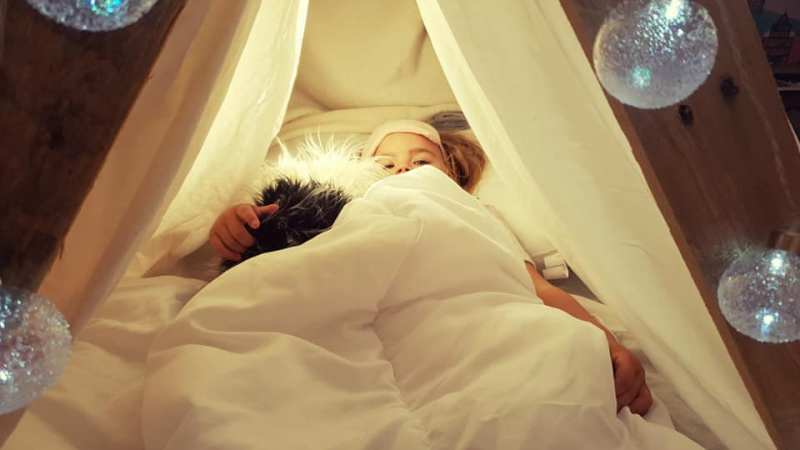 How To Create the Perfect Blanket Fort