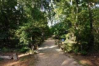 Exit the Arboretum