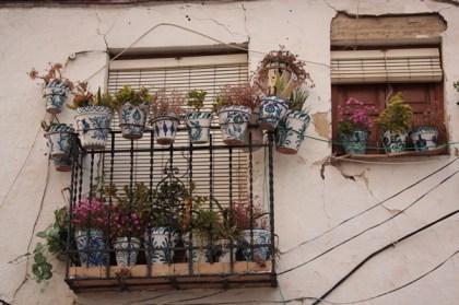 Granada, balcone all'Albaicìn