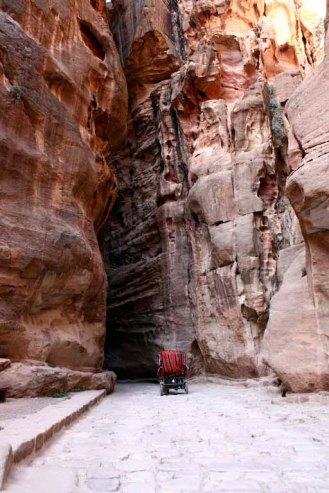 Petra, il Siq