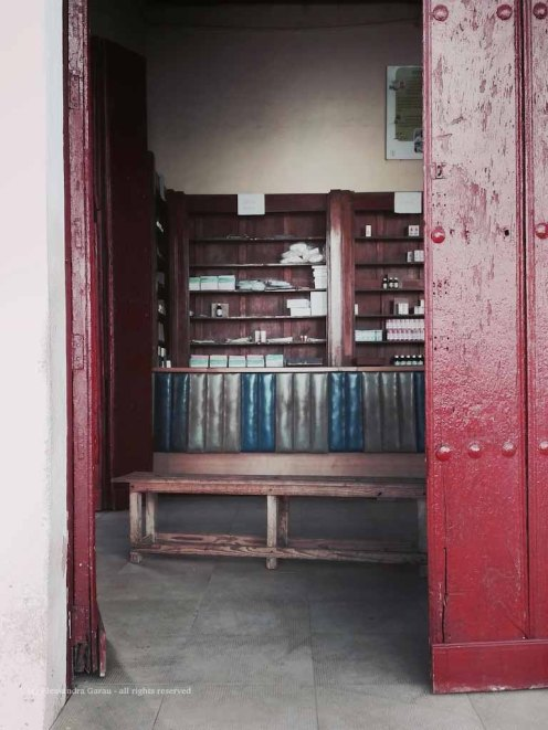 Farmacia, Remedios, Cuba