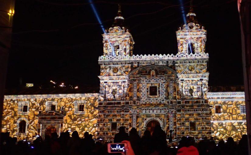 Bienvenidos a Quito!