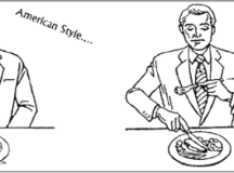 The Fork Etiquette: American vs. European Style ...