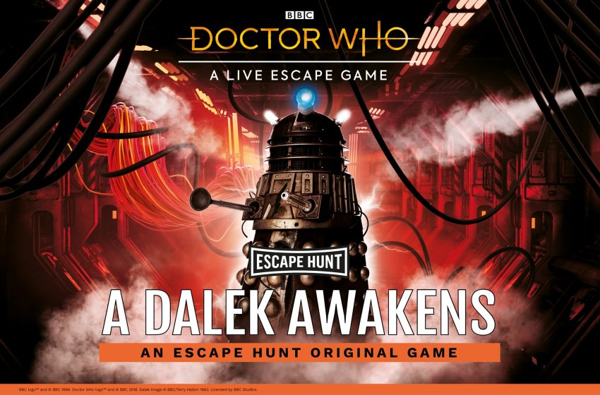 Escape Hunt: A Dalek Awakens