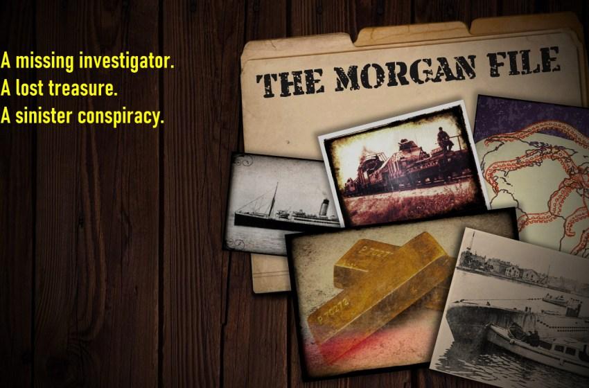 Extraordinary Investigations: The Morgan File