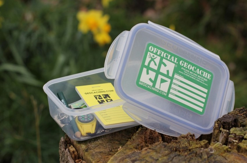 A Brief Guide to Geocaching