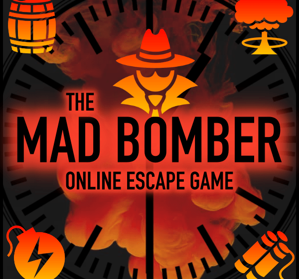 Struck Down Entertainment: The Mad Bomber