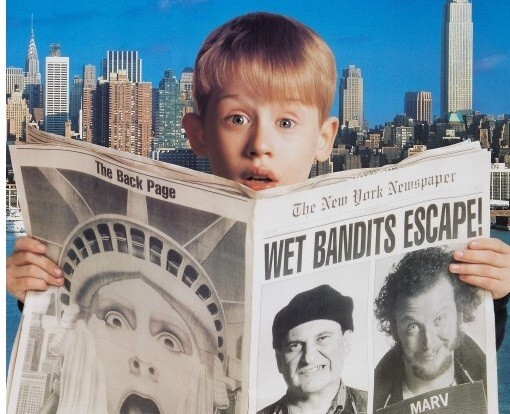 "7 lessons the Christmas film ""Home Alone"" taught me about solving Escape Rooms"