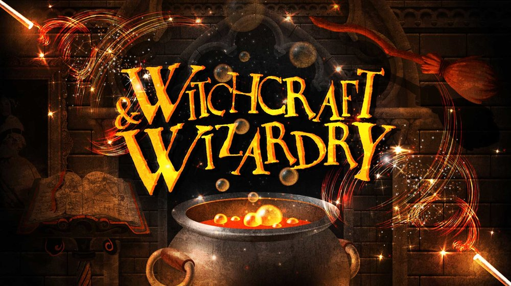 Escape London: Witchcraft and Wizardry