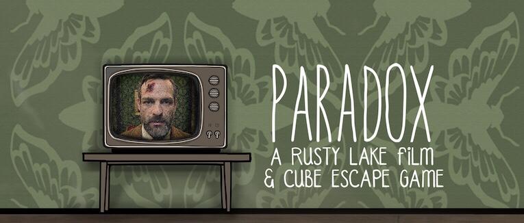 Rusty Lake: Cube Escape: Paradox