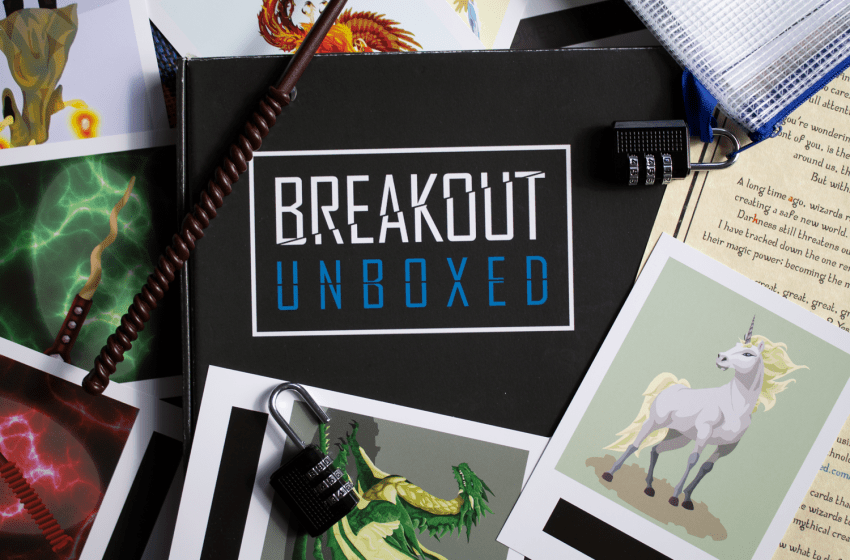 Breakout Unboxed: The Wizard's Apprentice