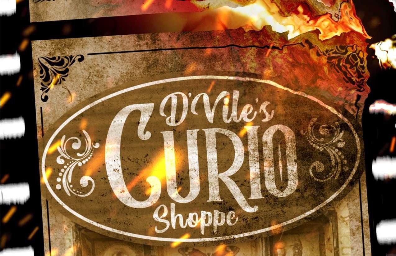 Mystery Mansion Regina: D'Vile's Curio Shoppe