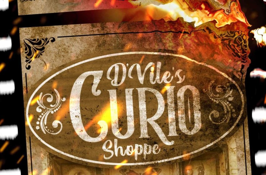 Mystery Mansion Regina: D'Vile's Curio Shoppe | Review