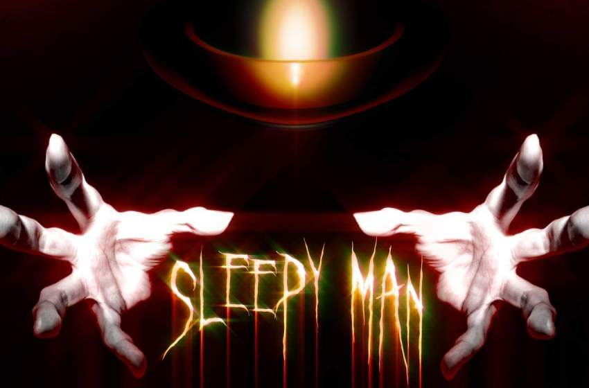 Mystery Mansion Regina: Sleepy Man