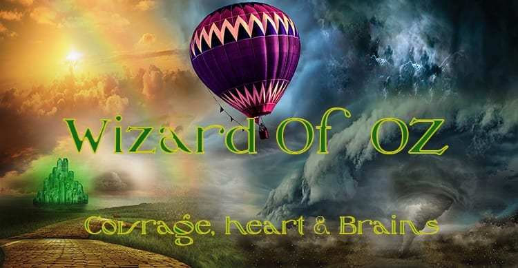 The Panic Room Gravesend: The Wizard of Oz | Review