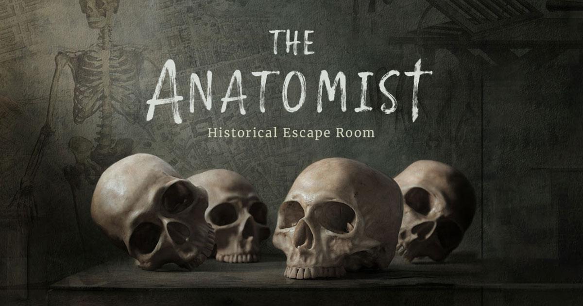 Escape The Past Edinburgh: The Anatomist | Review