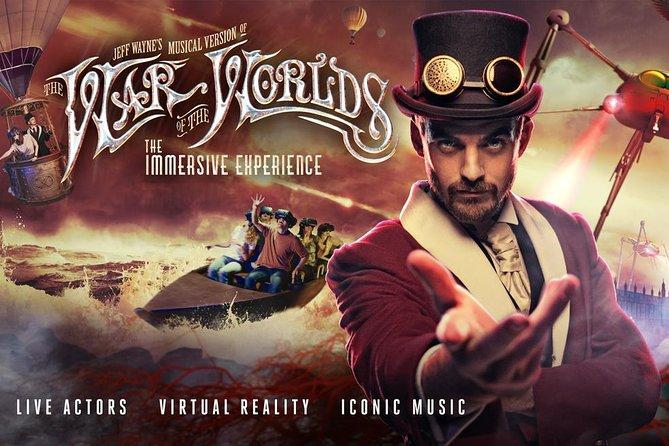 Jeff Wayne's War of the Worlds Poster