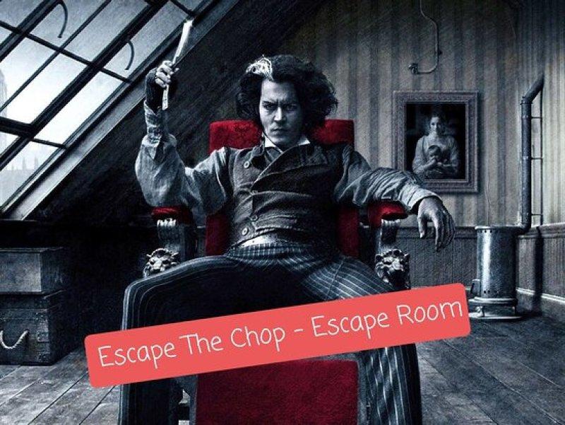 Escape the Chop Reading Escape Room Review