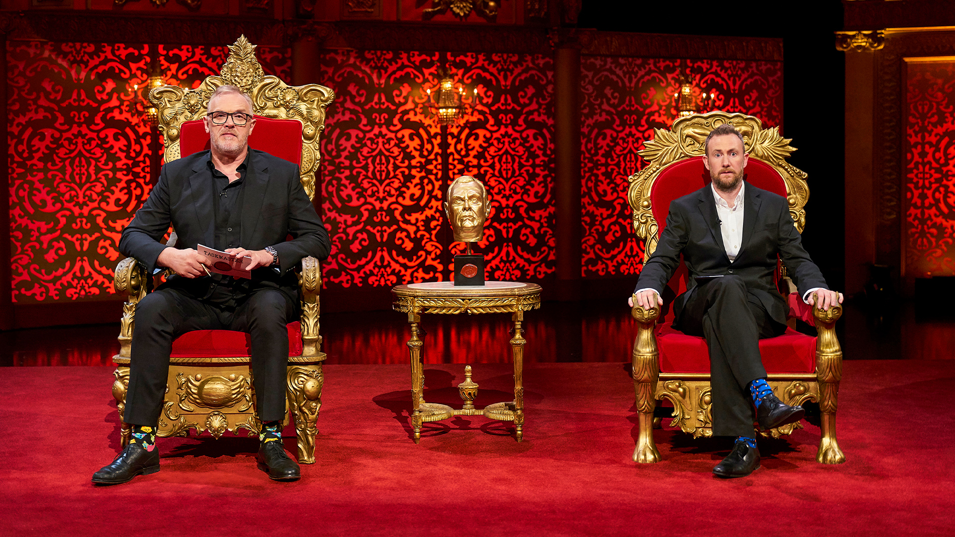 Bring Me The Head Of The Taskmaster – Part Treasure Hunt, Part Game Launches Today