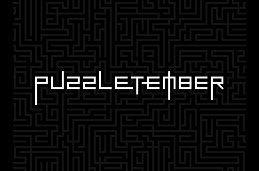 Puzzletember: A Brand New Puzzle Event by Curious Correspondence Club Launches September 1st