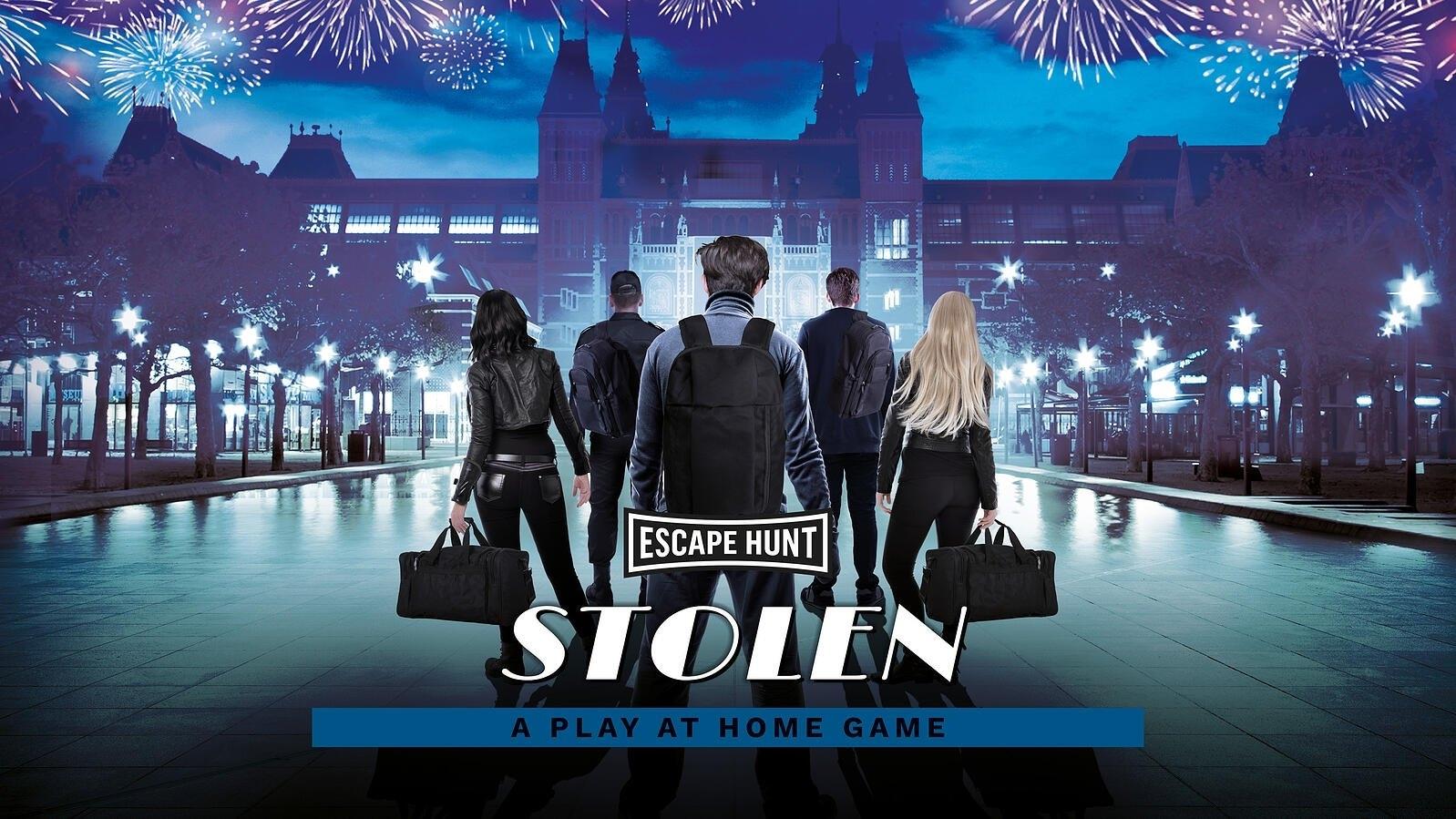 Escape Hunt: Stolen | Review