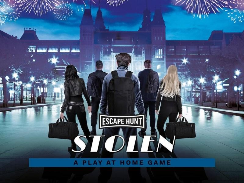 Escape Hunt Stolen Review