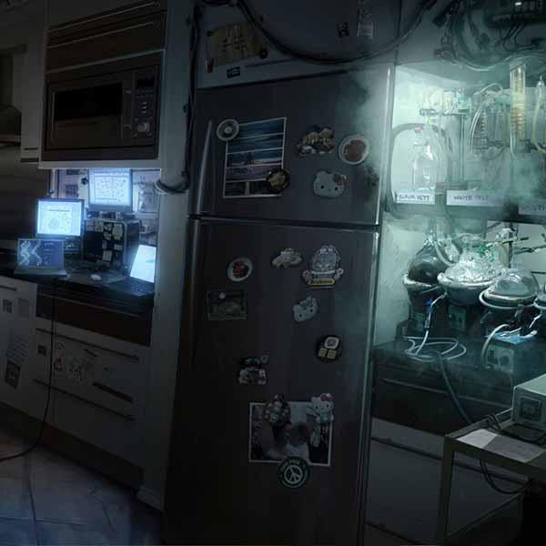 CSI - δωμάτια απόδρασης στην Αθήνα