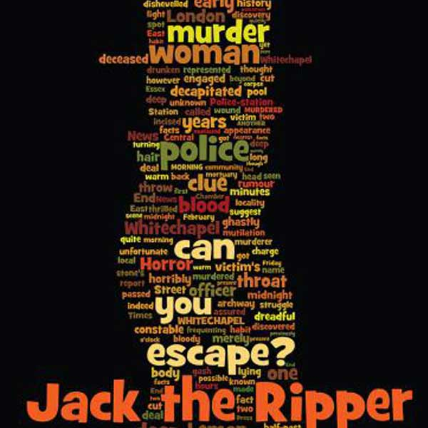 Jack the Ripper - δωμάτια απόδρασης στην Αθήνα