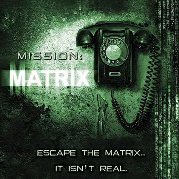 The Matrix - δωμάτια απόδρασης στην Αθήνα