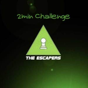 2min challenge - Escape rooms videos