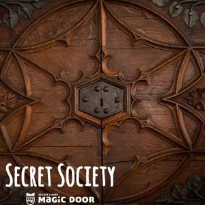 The Magic Door Escape Room- Secret Society