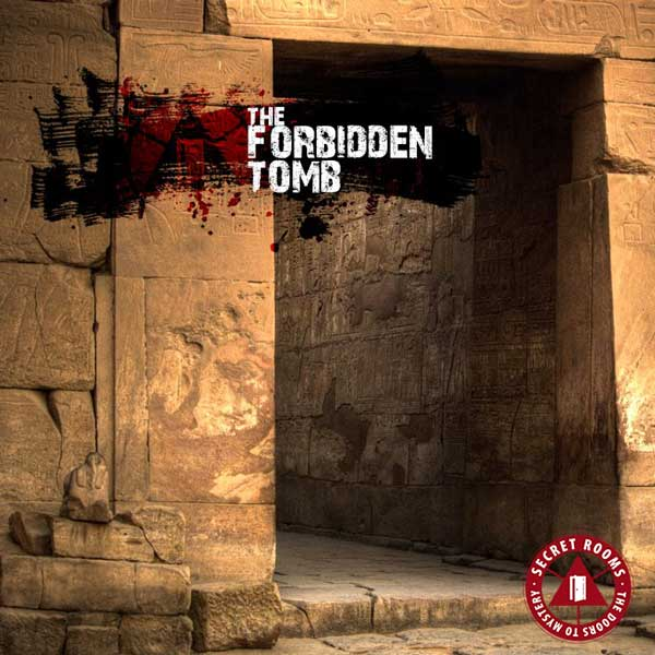secret rooms - forbidden tomb