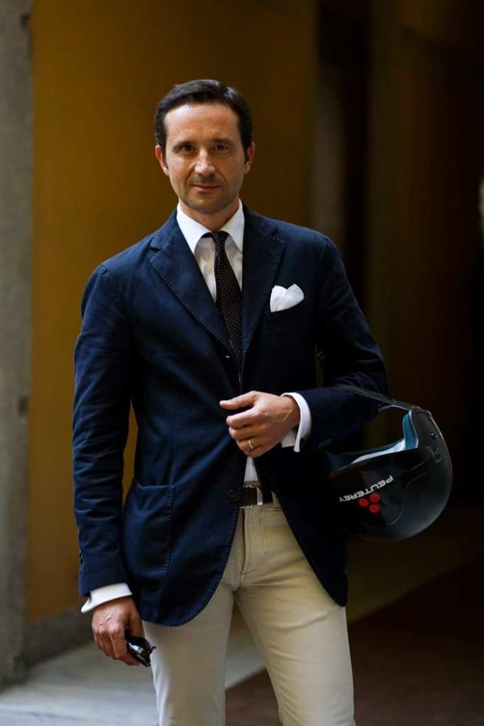 PHOTO VIA THE SARTORIALIST
