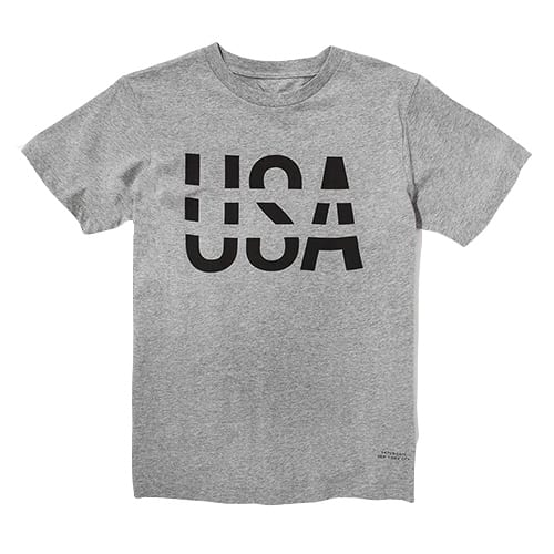 USA BARS TEE: SATURDAYS NYC, $40