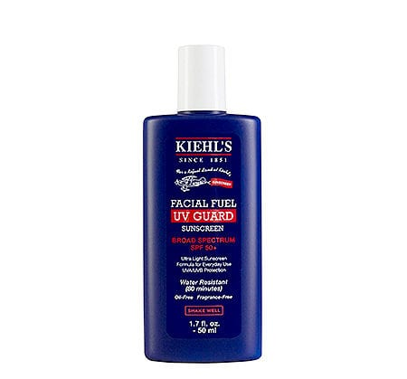 FACIAL FUEL UV GUARD SPF 50+: KIEHLS, $38