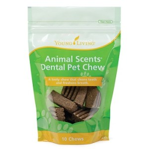 Young Living Animal Scents Dental Pet Chews