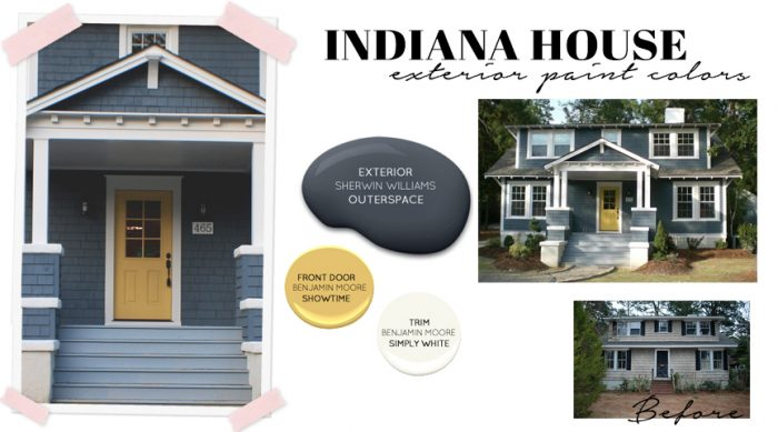 The Indiana House