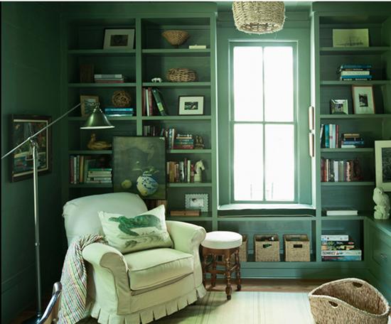 AP green room