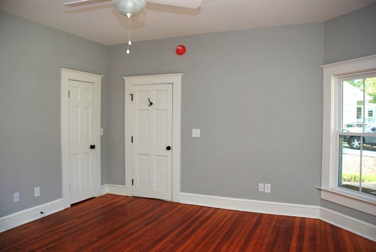 Apt A Bedroom 1 closet After