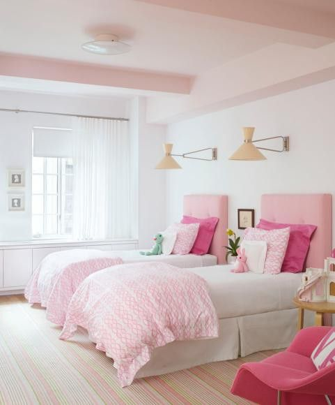 sconce pink