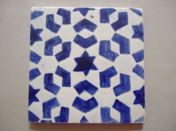 moroccan tile etsy