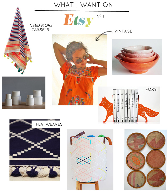 What I Want Etsy