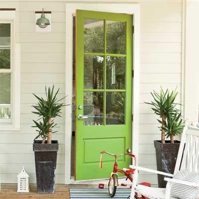 lime door2