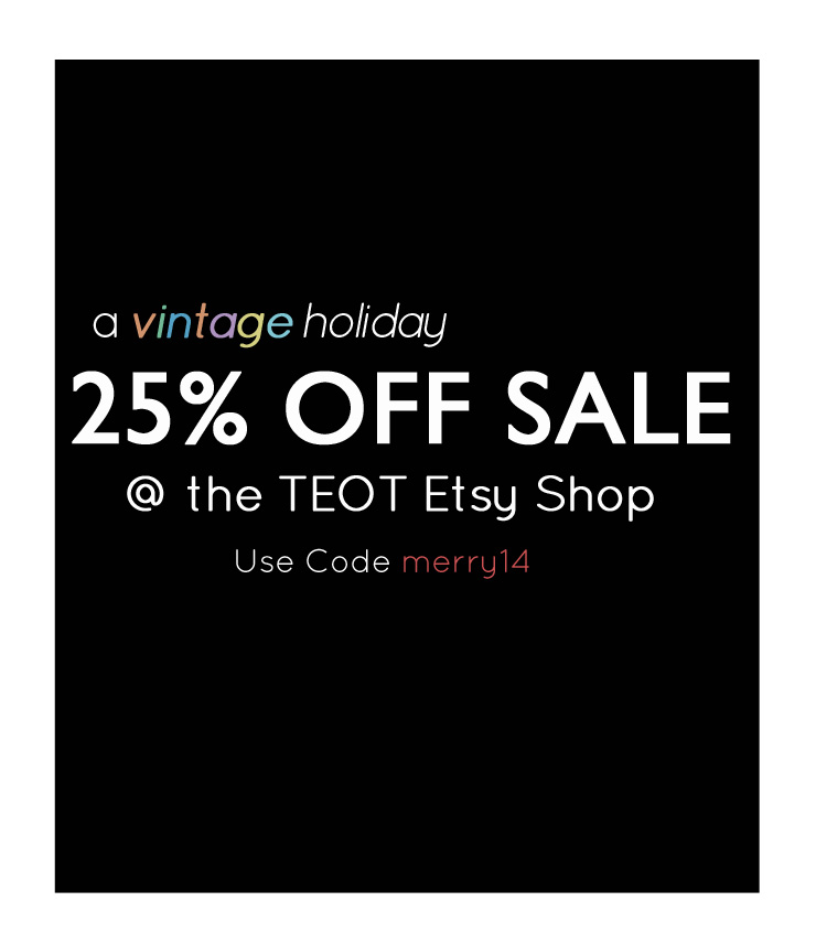 etsy sale holiday